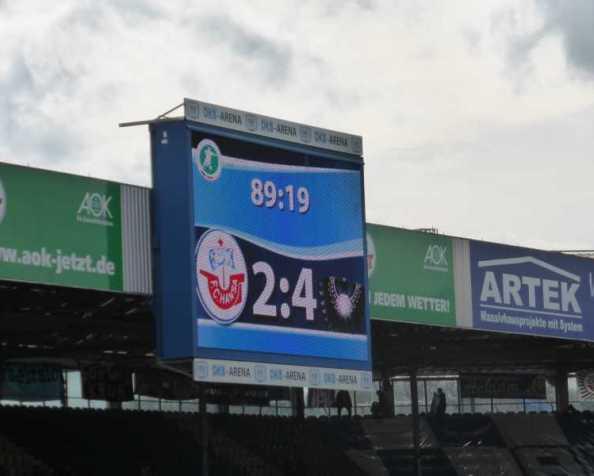 Preußen Münster gewinnt in Rostock…erneut