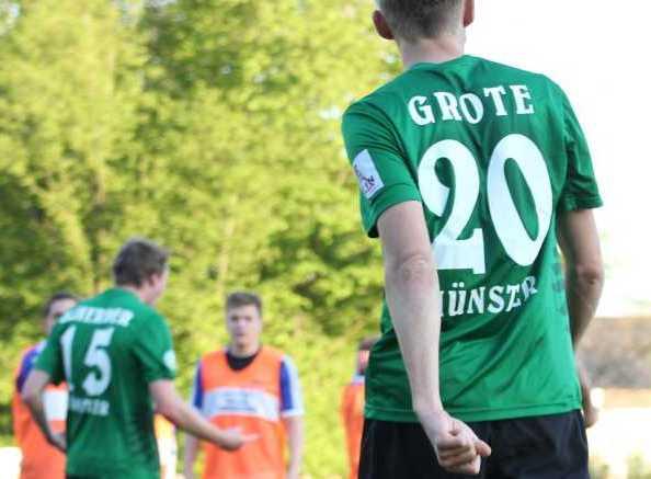 Also erneut DFB-Pokal in Münster! Preußen siegt in Stadtlohn3:1…