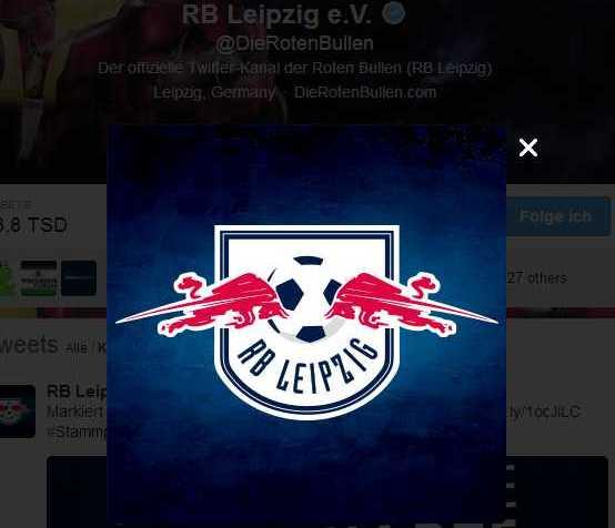 """So sieht das aus, wenn RB Leipzig die Liga """"ernstnimmt"""""""