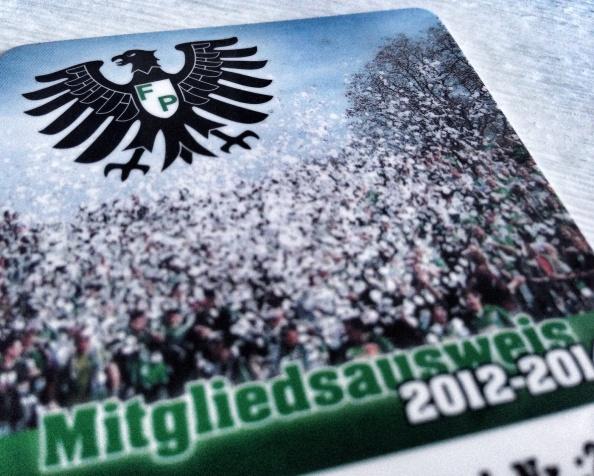 Das Fanprojekt Münster bleibt das Fanprojekt bleibt das Fanprojekt…