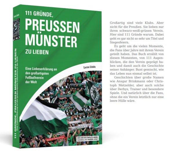 111 Gründe Preußen Münster zu lieben